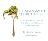 The New Seaweed Cookbook | Crystal June Maderia |
