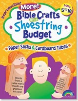 Bible Crafts on a Shoestring Budget | Pamela J. Kuhn |