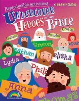 Undercover Heroes of the Bible Grades 5-6 | Donna McKinney |