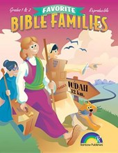 Favorite Bible Families, Grades 1-2 | Bonnie Line |