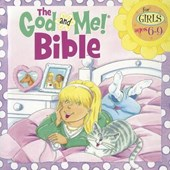 The God and Me! Bible for Girls Ages 6-9 | Leena Lane |