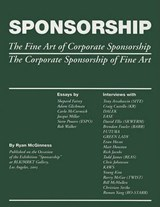 Sponsorship the Fine Art of Corporate Sponsorship | Ryan McGinness |