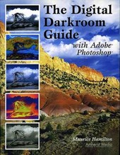 The Digital Darkroom Guide with Adobe Photoshop | Maurice Hamilton |