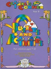 Puzzles & Activities for Children Ages 7-10