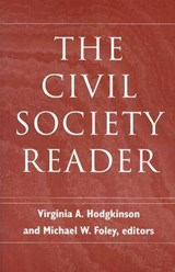 The Civil Society Reader | Virginia A. Hodgkinson |