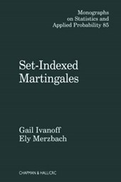 Set-Indexed Martingales