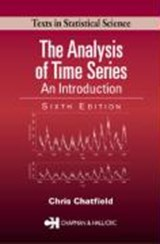The Analysis of Time Series | Christopher Chatfield |