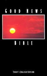 Good News Bible-TEV | auteur onbekend |