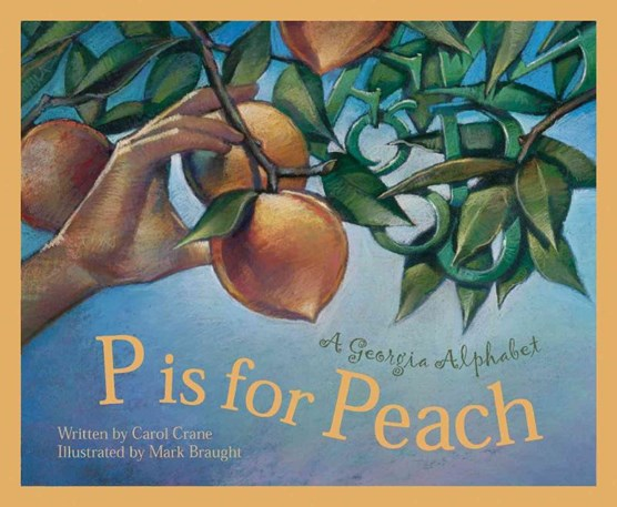 P Is for Peach
