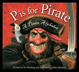 P Is for Pirate | Eve Bunting |