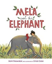 Mela and the Elephant | Dow Phumiruk |