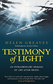Testimony of Light | Helen Greaves |