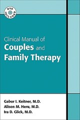 Clinical Manual of Couples and Family Therapy | Keitner, Gabor I., M.D. |