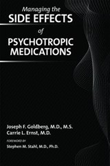 Managing the Side Effects of Psychotropic Medications | Joseph Goldberg |