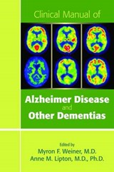 Clinical Manual of Alzheimer Disease and Other Dementias | auteur onbekend |