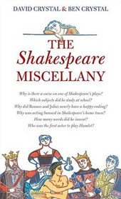 The Shakespeare Miscellany