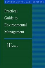 Practical Guide to Environmental Management | Friedman |