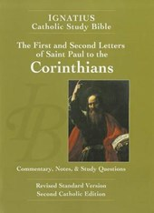 The First and Second Letters of Saint Paul to the Corinthians
