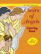 Choir of Angels Coloring Book | Jacques Maritain |
