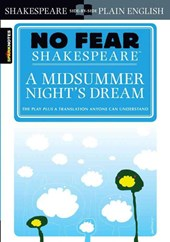 Sparknotes a Midsummer Night's Dream | William Shakespeare & John Crowther |