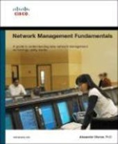 Network Management Fundamentals | Alexander Clemm |