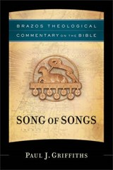 Song of Songs | Paul J. Griffiths |