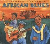 PUTUMAYO PRESENTS: AFRICAN BLUES | auteur onbekend |