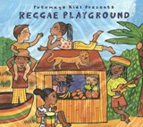 PUTUMAYO KIDS PRESENTS: REGGAE PLAYGROUND | auteur onbekend |