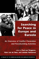 Searching for Peace in Europe and Eurasia | Paul Van Tongeren |