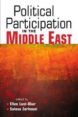 Political Participation in the Middle East |  |