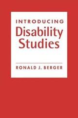 Introducing Disability Studies | Ronald J. Berger |