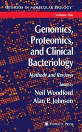Genomics, Proteomics, and Clincial Bacteriology
