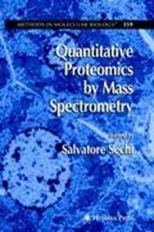 Quantitative Proteomics by Mass Spectrometry |  |