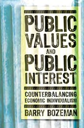 Public Values and Public Interest