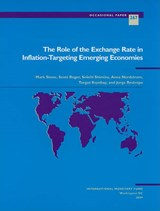 Role of the Exchange Rate in Inflation-targeting Emerging Ec | Mark Stone |