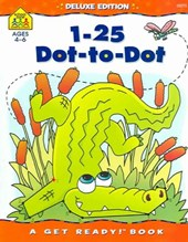 1-25 Dot-to-dot