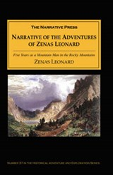 Narrative of the Adventures of Zenas Leonard | Zenas Leonard |