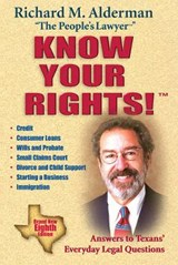 Know Your Rights! | Richard M. Alderman |