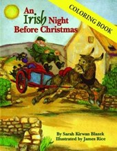 An Irish Night Before Christmas | Sarah Blazek |