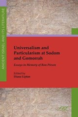 Universalism and Particularism at Sodom and Gomorrah | auteur onbekend |