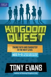 Kingdom Quest: A Strategy Guide For Tweens And Their Parents