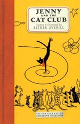 Jenny and the Cat Club | Esther Averill |
