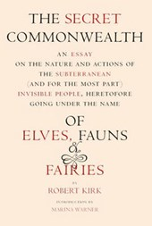 Secret Commonwealth - Of Elves, Fauns, And Fairies