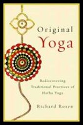 Original Yoga | Richard Rosen |