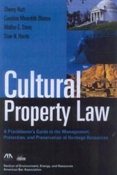 Cultural Property Law