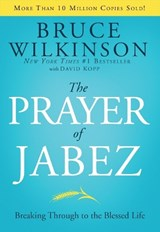 The Prayer of Jabez | Bruce Wilkinson |