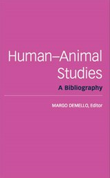 Human-Animal Studies | auteur onbekend |