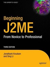 Beginning J2ME