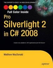 Pro Silverlight 2 in C#