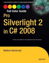 Pro Silverlight 2 in C# | Matthew MacDonald |